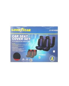 Goodyear Car Seat Cover Set 6 Pieces