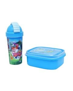Lunch Box Set Of 3 Pieces