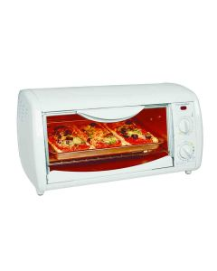 Proctor Silex 4-Slice Toaster Oven With Broiler