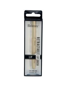 Brittny Retractable Lip Brush