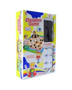 Children's Checkers Game