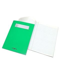 Single Lined Notebook With 180 Page