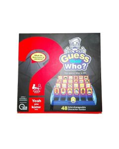 Guess Their Who Game Set