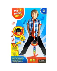 Toy Microphone With Stand