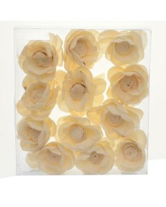 Artificial Roses Set 12 Pieces