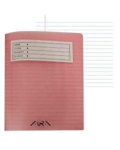 Aura Single Line Notebook 48 Sheets