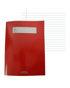 Aura A4 Single Line Notebook 96 Pages