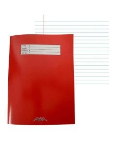 Aura Single Line Notebook 120 Pages