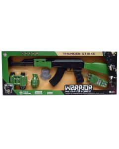 Warrior Military Force Play Set