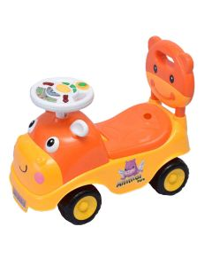 Multi Colored Kids Ride On Car With Music