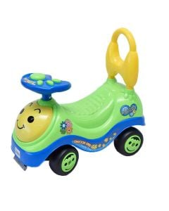 Lucky Star Kids Ride On Car With Sound Effects