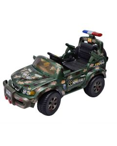 Rechargeable Kids Car With Remote