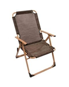 Foldable Chair With Cushions