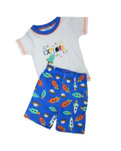 Baby Sleep And Play Set For Boys 2 Pieces