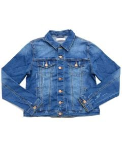 Ladies Denim Jacket S-L
