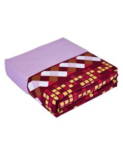 Queen Size Bedsheet Set 4 Pieces