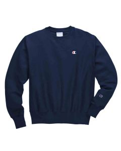 Champion Navy Sweater Size S