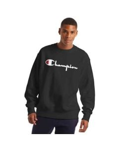 Champion Black Sweater Size M