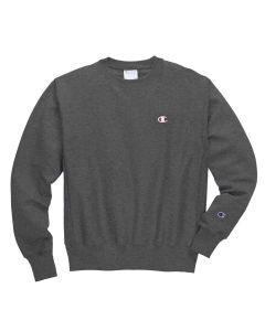 Champion Grey Sweater Size L