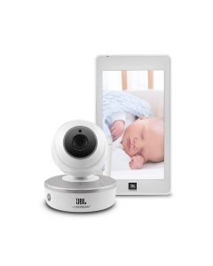 JBL Security Camera HD Tablet Met Baby Monitor JBL-EMA-EBM104JB